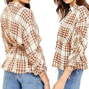 Free People We the Free Pacific Dawn Shirt